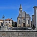 Šterna i Župna crkva na Pjaci