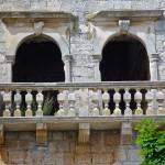 Balkoni na Kaštelu